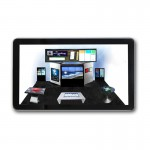 PlentiMedia Wand-Touch-Display Pro II 55 Zoll Mega Smart-Phone look Touchscreen Digital Signage