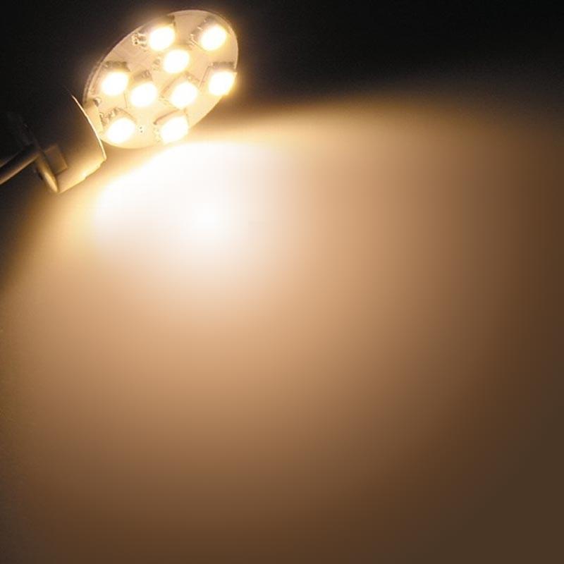 led stiftsockellampe 2w 10w halogen 12v 3000k warmweiss cle led komponenten live led bauteile. Black Bedroom Furniture Sets. Home Design Ideas